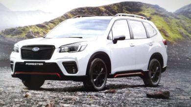 Photo of 2021. linija Subaru Forestera dobija novu sportsku varijantu