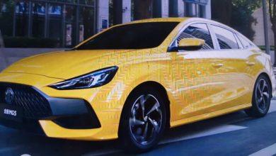 Photo of 2021 MG 5 sedan prikazan na autosalonu u Pekingu