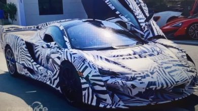 Photo of Špijunirani hibrid McLaren Sabre mogao bi biti najmoćniji automobil ove marke do sada