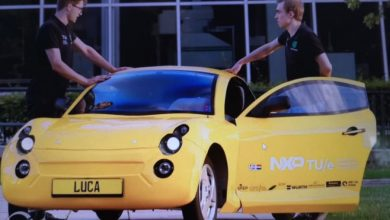 Photo of Upoznajte Lucu, električni automobil napravljen od okeanskog otpada