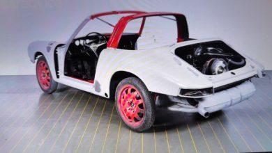 Photo of Nalaz u ambaru: Porsche 911 S Targa iz 1967. vraćen u fabričko stanje
