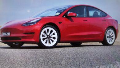 Photo of Električni automobil Tesla Model 3 na vrhu je britanske prodajne liste u decembru 2020