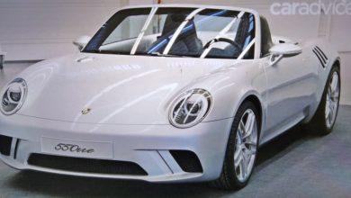 Photo of Otkriven nikad viđeni Porsche 550one koncept 'Lil' Bastard '