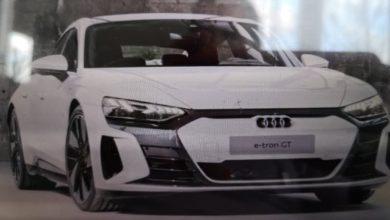 Photo of 2021. Audi E-Tron GT procurio je uoči debija