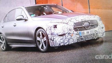 Photo of Mercedes-Benz osovine šesto- i osmocilindričnih motora iz nove C-klase, uključujući AMG
