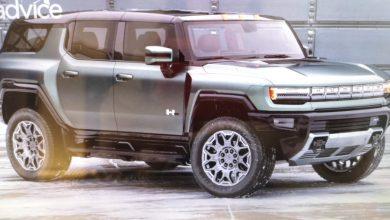 Photo of Otkriven SUV GMC Hummer EV iz 2024. godine, australijski potencijal nejasan