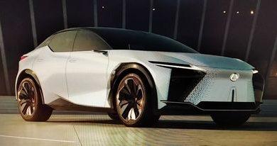 Photo of Lekus predstavlja svoj novi konceptni automobil LF-Z Electrified