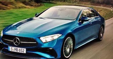 Photo of Mercedes-Benz CLS (2021) – Stidljiv restiling