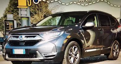 Photo of Honda CR-V Hibrid (2021), test stvarne potrošnje