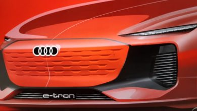 Photo of Novi model Audi E-Tron zadirkivan je uoči predstavljanja u Šangaju sledeće nedelje