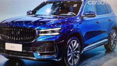 Photo of Geeli Ksingiue transformiše Volvo CMA platformu u kineski vodeći SUV