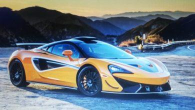 Photo of 2021. McLaren 620R: Divlja staza za ulice