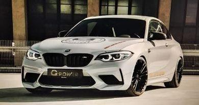 Photo of BMV M2 Competition kompanije G-Pover sa 550 PS