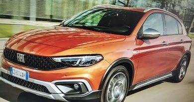 Photo of Novi Fiat Tipo Cross (2021) na testiranju