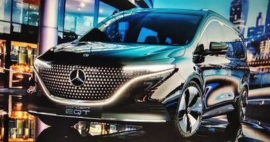 Photo of Mercedes predstavlja 100% električni koncept EQT