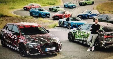 Photo of 2022. Objavljene američke cene i specifikacije Audi A3 i S3