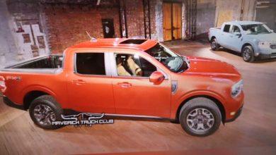 Photo of 2022. Ford Maverick: Babi Ranger ute je procurio uoči 8. juna, otkriva se hibridnom snagom, a ne za Australiju