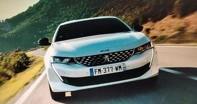 Photo of Paleta benzina smanjena je za Peugeot 3008 i 508