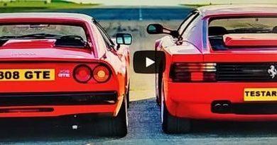 Photo of Ferrari 308 GTS, koji pokreće Tesla, preuzima Testarossu!