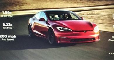 Photo of Tesla Model S Plaid – Fokusirajte se na njegov novi motor