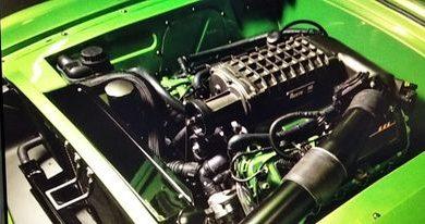 Photo of Više od 600 konjskih snaga za ovaj Ford Mustang Restomod!
