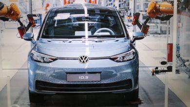 Photo of Električni hečbek Volksvagen ID.3 biće izgrađen u Kini