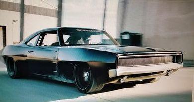 Photo of Replika punjača iz Fast 9-a da bi se igrao Vin Diesel