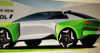 Photo of Opel Manta vraća se 2025. godine kao električni terenac