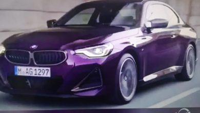Photo of 2022 BMV serije 2 Coupe procurio je uoči otkrića u četvrtak