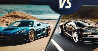 Photo of Rimac Nevera vs Bugatti Chiron, električni naspram benzina