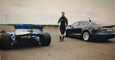 Photo of Tesla Model S izaziva Formulu 1!