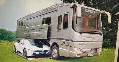 Photo of Evo super kamp -kuće sa integrisanom garažom za automobile!