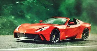 Photo of Ferrari 812 GTS, širi i moćniji sa kompletom Novitec