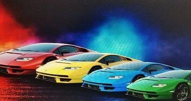 Photo of Koju boju izabrati za novi Lamborghini Countach?