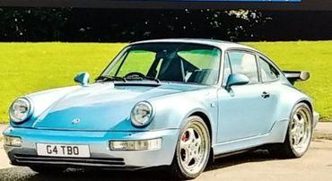 Photo of Prodaje se Porsche 911 Jenson Button (i bivši sultan Bruneja)