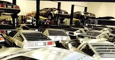Photo of Neverovatna priča o DeLoreancima nagomilana u garaži