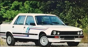 Photo of Na prodaju je veoma retki Peugeot 505 dvotaktna kabina Gruau