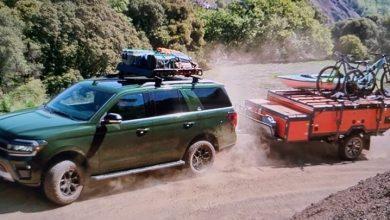 Photo of 2022 Ford Ekpedition osvežen sa više tehnologije, Timberline Edition