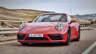 Photo of 2022 Porsche 911 GTS Coupe međunarodni pregled prve vožnje