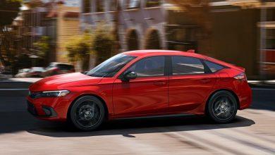 Photo of 2022 Honda Civic Hatchback košta 1000 do 1900 dolara više od limuzine