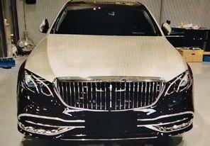 Photo of Pretvorite svoju Mercedes klasu E u Maibach za 1000 evra!