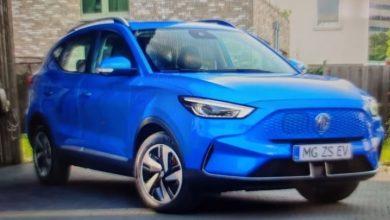 Photo of Otkriven facelift MG ZS EV 2023, koji će se pojaviti u Australiji krajem 2022