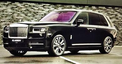 Photo of Preko 800.000 evra za ovaj Rolls-Roice Cullinan koji je modifikovao Klassen